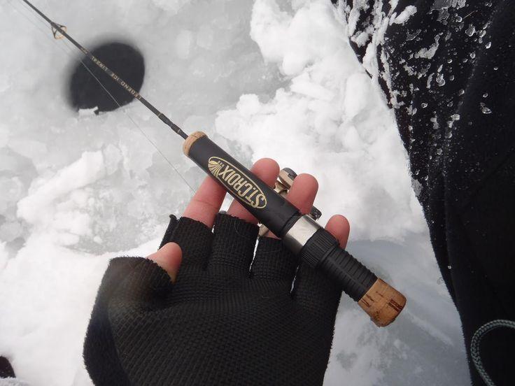 Best 25 ice fishing rods ideas on pinterest ice fishing for Best ice fishing gloves