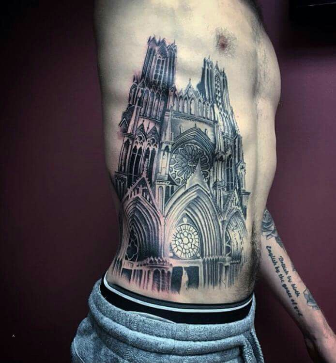 160 best tattoo images on pinterest tattoo ideas nice for Tattoos catholic church