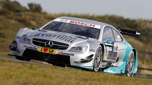 El piloto de Mercedes-Benz intentará subir al podio, este domingo, en la última prueba del Deutsche Tourenwagen Masters (DTM). La carrera será emitida en directo por Canal+ Deportes y en diferido a través de Sportmanía.