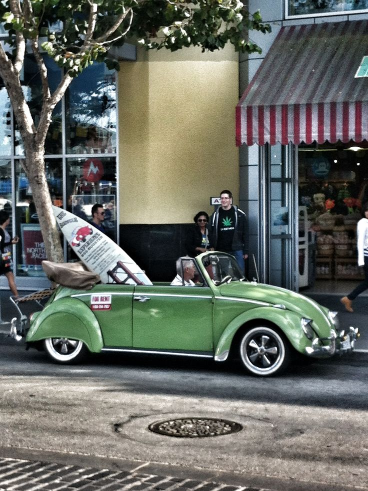 Beetle vw convertible