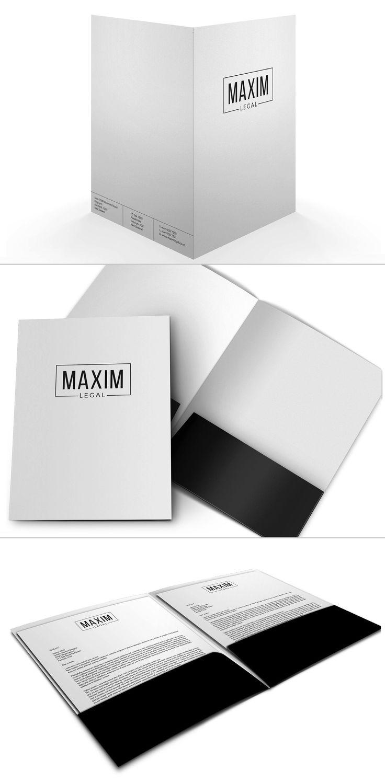 Maxim - Simply Whyte Design | Auckland Brand Web Design