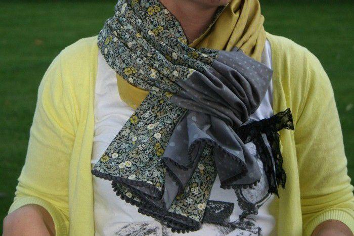 foulard chèche