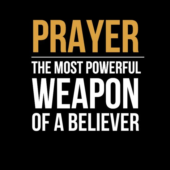 Most powerful prayer and weapons on pinterest