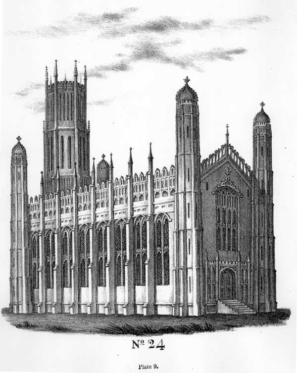 the architecture of the gothic cathedral essay Comparison and contrast of two gothic cathedrals gothic style is some of the most beautiful works of art that man have ever made it originated with the romanesque.