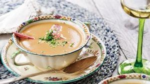 Femina - hummersuppe