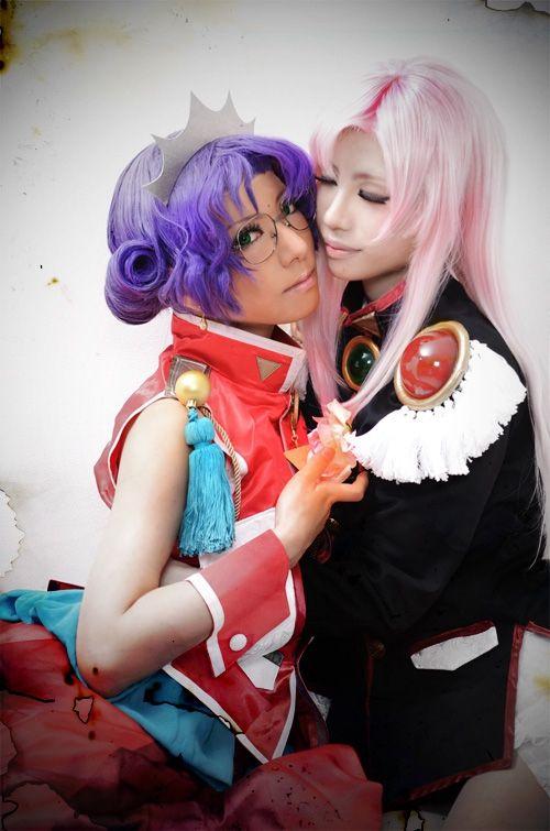 Yamada Ryoko(YMD_R) Anthy Himemiya Cosplay Photo - Cure WorldCosplay
