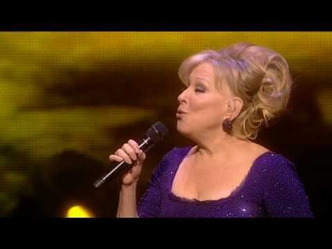 """Wind Beneath My Wings"", Bette Midler Love the words in this song by Bette!"