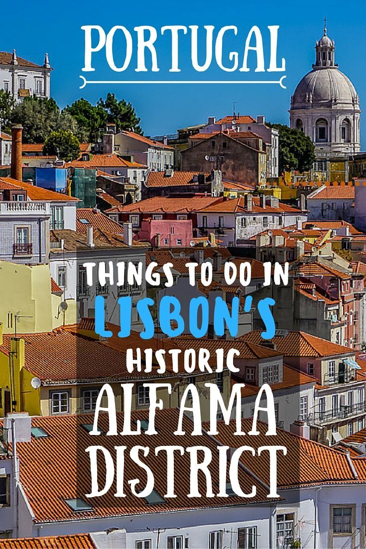 We spent a few days staying in Lisbon's historic Alfama district. In this post we list our favourite things to do in the area. #Portugal #Lisbon #Alfama #travelblogger #travel