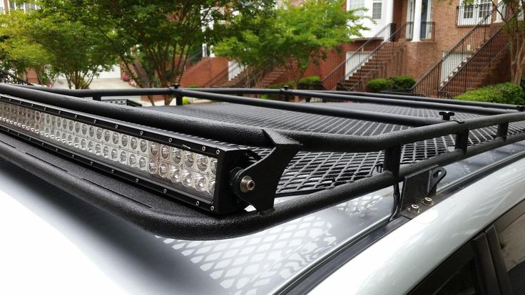 4th Gen 4runner Roof Rack