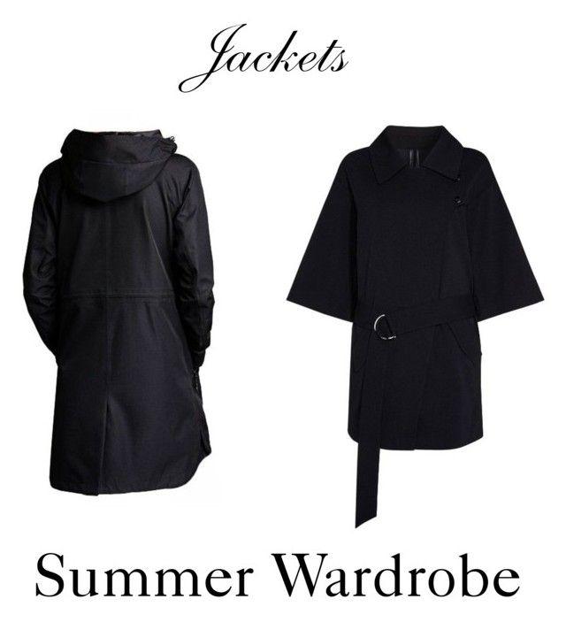 Jackets ~ Summer Wardrobe by chicgoddess88 on Polyvore