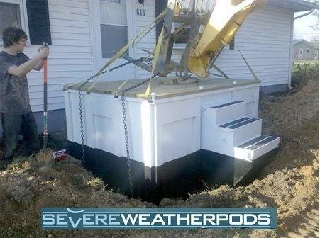 Best 25 Storm Shelters Ideas On Pinterest