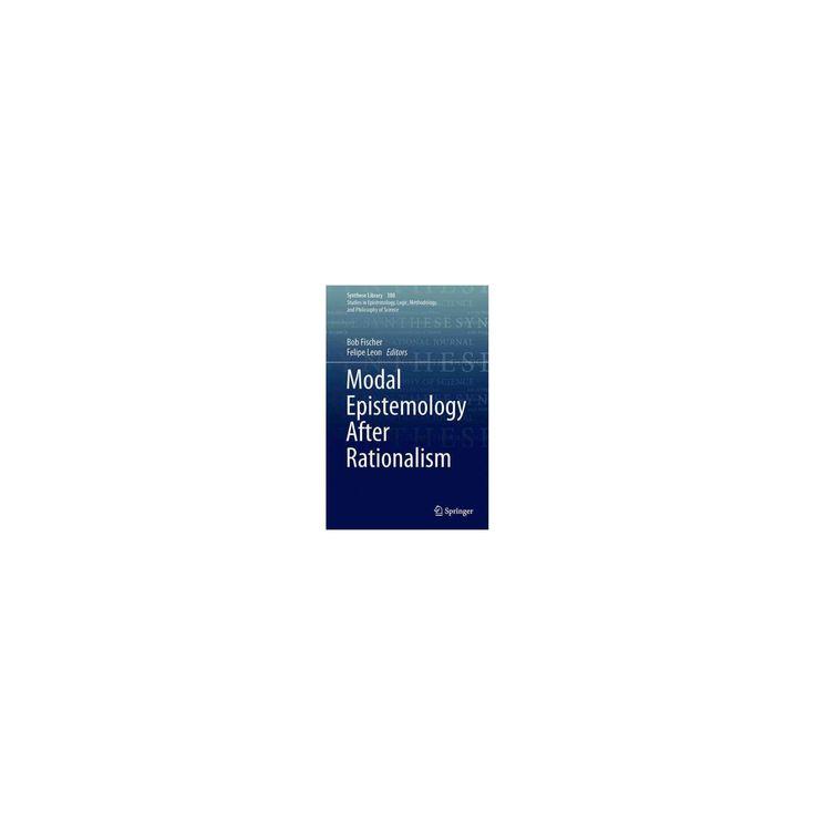 Modal Epistemology After Rationalism (Hardcover)