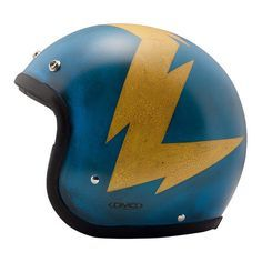DMD Vintage Helmet - Thor | Open Face Motorcycle Helmets | FREE UK delivery - The Cafe Racer