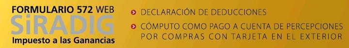 """Con el el objetivo de brindar al usuario de la Aplicación Web """"SiRADIG, AFIP, publicó un manual de ayuda que permitará a los empleados operar la aplicación correctamente, acercándolo a las distint..."""