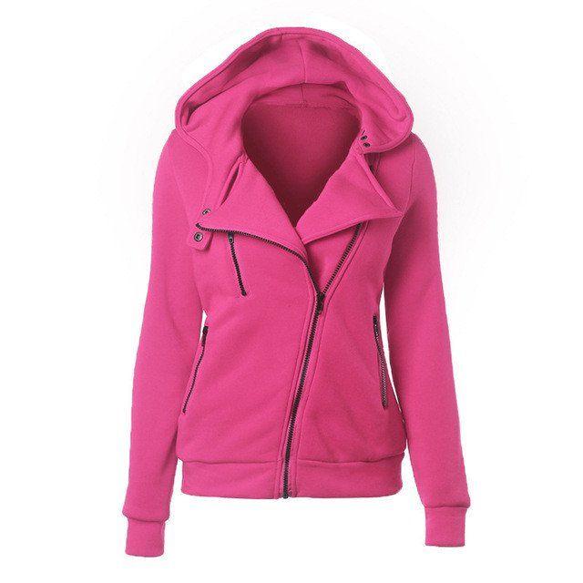 Clare Comfortable Women's Activewear Jacket