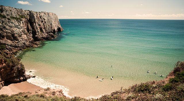Praia do Beliche, Sagres