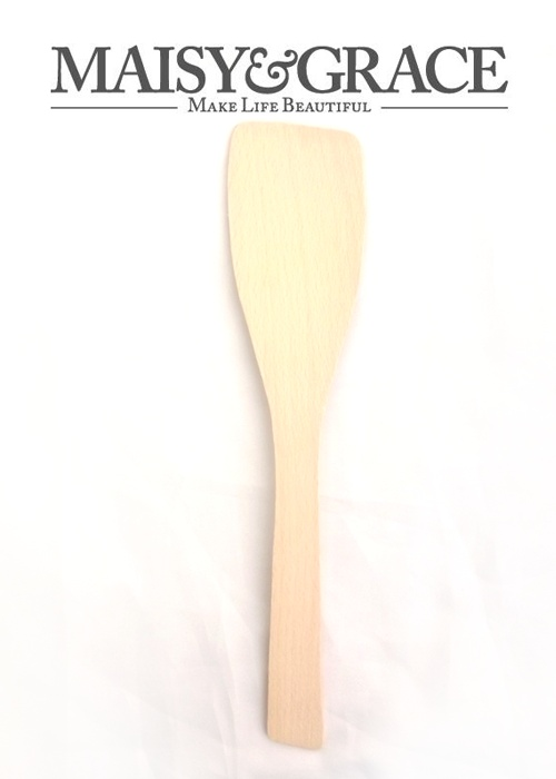 Artiflax - contest - 2nd Place Prize Pack  Wooden spoon from Maisy & Grace
