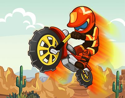 """Check out this @Behance project: """"Dirt bike race"""" https://www.behance.net/gallery/24389831/Dirt-bike-race"""