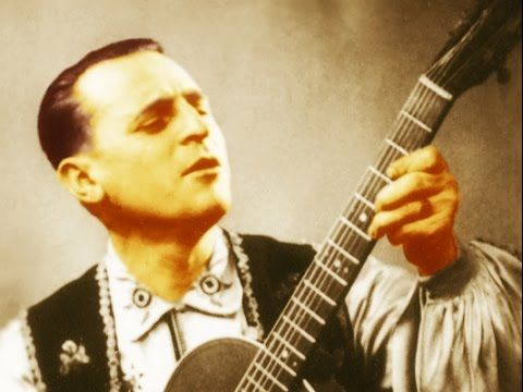 Пётр Лещенко «Чёрные глаза» танго (Peter Leschenko - Chornye glaza), tango by Oskar Strock. /Pyotr Leshchenko rare sound record 1947/ Вторая запись волшебног...