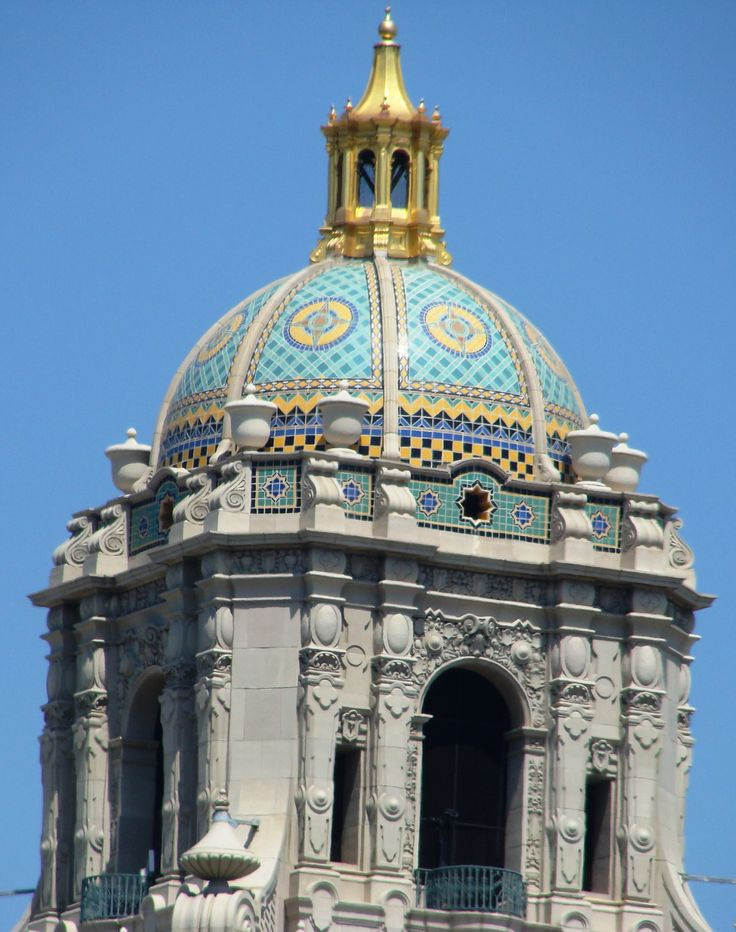Chapter 14 Spanish Colonial Revival: Dome of Beverly Hills City Hall