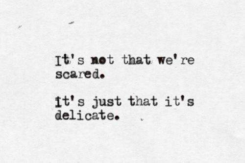 Delicate by Damien Rice. I love this song so much. When they played it on Suburgatory, I was all :O