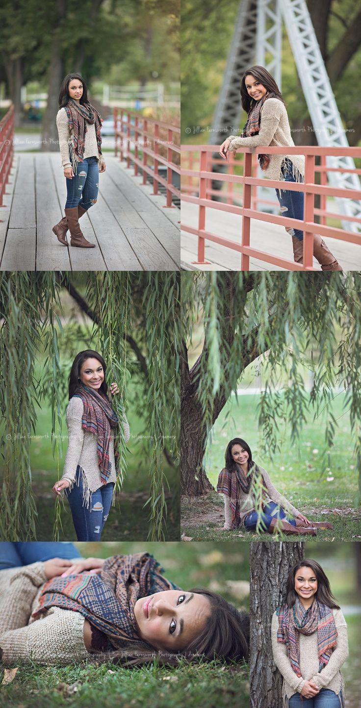 Taja's Senior Session by Jillian Farnsworth Photography | Senior Cheerleader | Senior Pictures