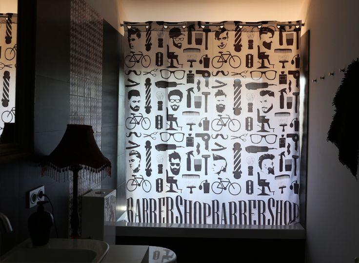 M s de 25 ideas incre bles sobre cortinas de ba o en pinterest ideas ba o cenefa ideas para - Cortinas ducha originales ...