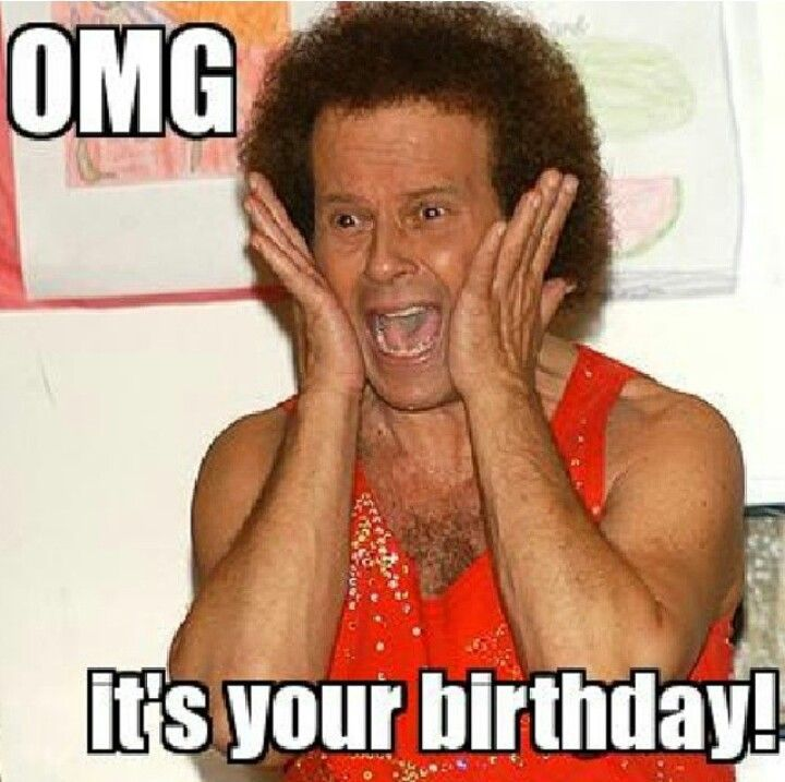 Richard Simmons birthday