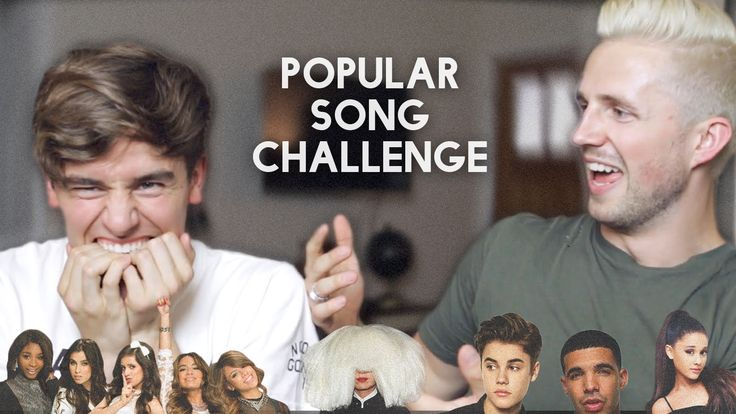 Guess The Popular Song (ft. Marcus Butler)