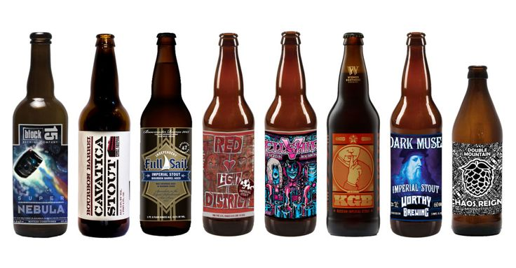 8 Must-Try Oregon Imperial Stouts Released in February on The New School! #craftbrew #madeinoregon