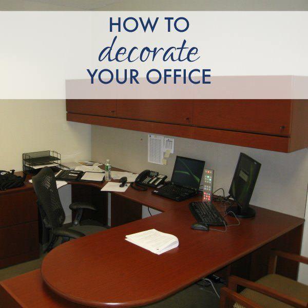 Decorating Office Walls Three Ways To