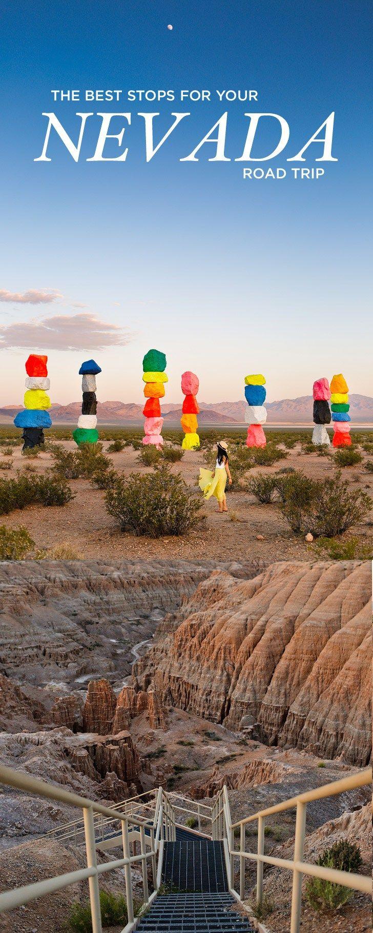 Best Stops on the Ultimate Nevada Road Trip // localadventurer.com