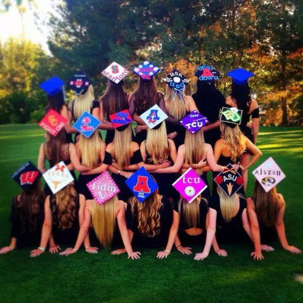50+ Amazing Graduation Cap Decoration Ideas