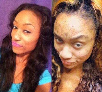 Makeup Sorcery? A Gallery Of SHOCKING Before/After Photos, Pt. 4