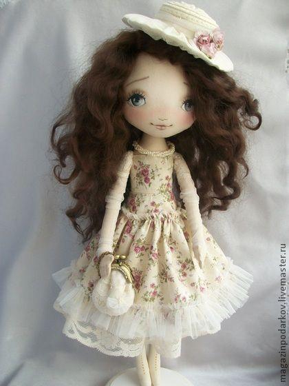 Коллекционные куклы ручной работы. Ярмарка Мастеров - ручная работа Кукла Маргарита. Handmade.