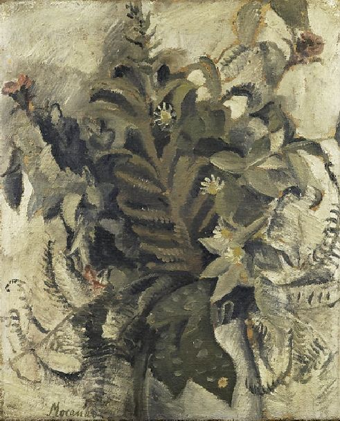 'Flowers', 1913 - Giorgio Morandi (1890–1964)