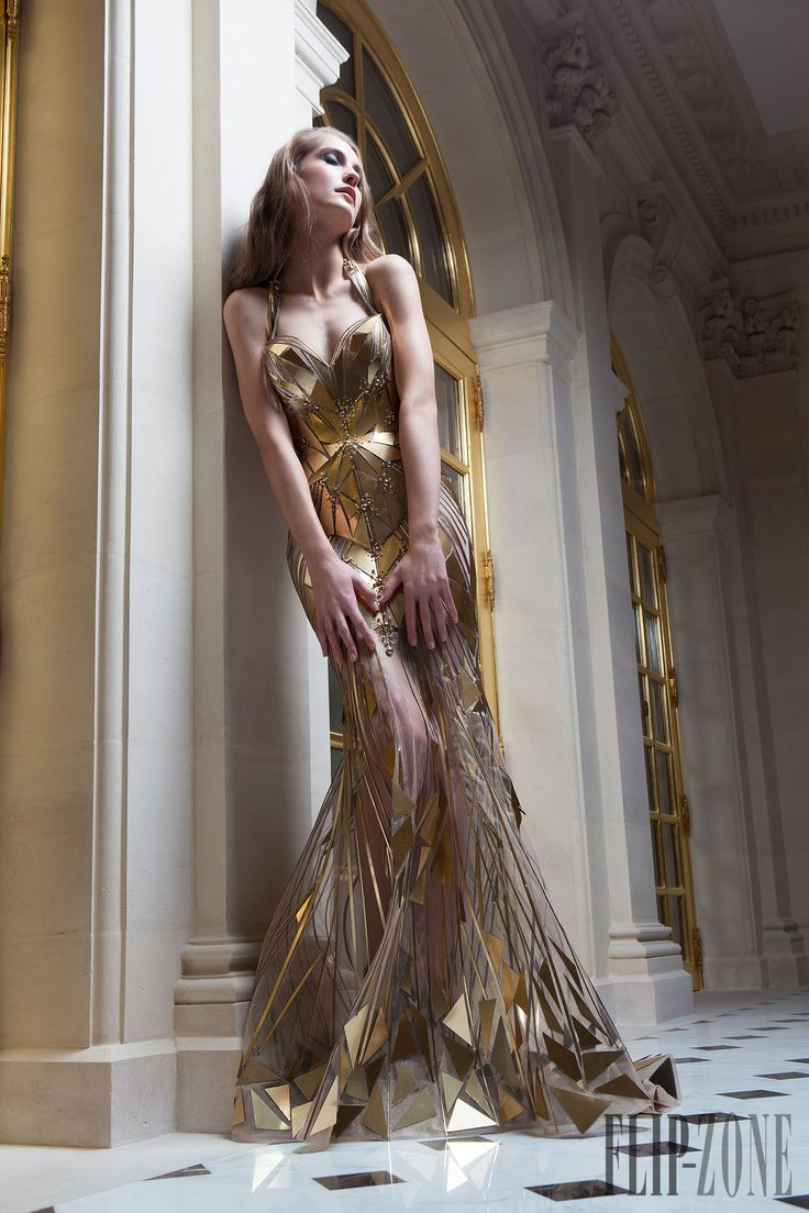Robert Abi Nader 2015 collection - Couture - http://www.flip-zone.com/fashion/couture-1/independant-designers/robert-abi-nader-5616