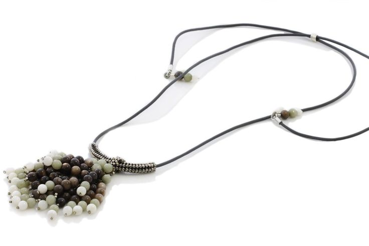 Harmony Necklace Natural Shell - KTC-329