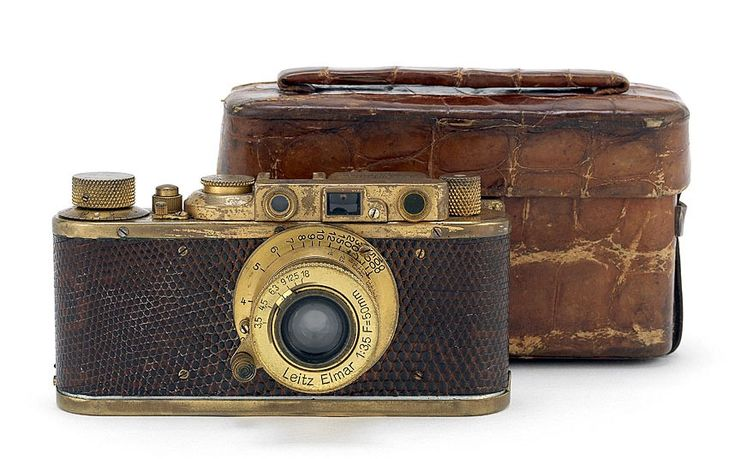 One of the rarest cameras in the world, which is one of just four ever made,   is to be sold at auction.