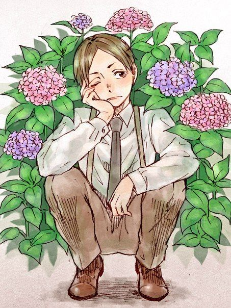 Hatano - Joker Game: fan arts