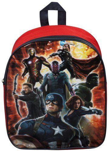 Rugzak - Avengers - Age of Ultron (AVE2-8039-KD)  #avengers #ageofultron #kinderrugzak #kinderrugtas
