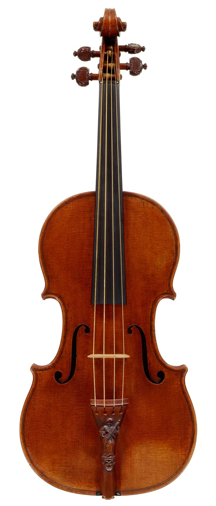1721 Lady Blunt Stradivarius Violin - sold by Tarisio Auctions on their 20 June 2011 online auction for £9.8 million (US$15.9 million),