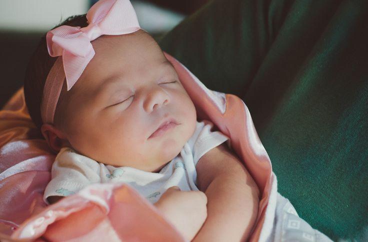Sweet Sweet Girl — Ali Bonomo // Newborn Photography