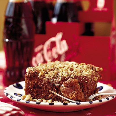 Coca-Cola cake  #South #Southern #food #recipe #cake #chocolate