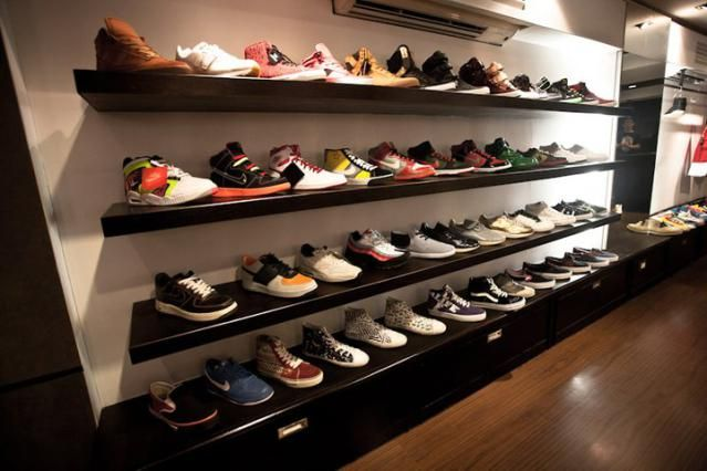 Sneaker Stores in Bangkok: Sneaka Villa