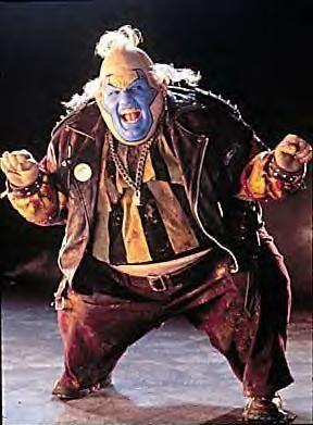 Spawn clown