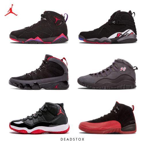 http://SneakersCartel.com Pick One  DeadStox.com #sneakers #shoes #kicks #jordan #lebron #nba #nike #adidas #reebok #airjordan #sneakerhead #fashion #sneakerscartel