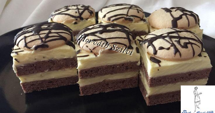 Mennyei Tangó szelet recept! Régóta szemezgettem ezzel a sütivel, aztán csak rászedtem magam az elkészítésére! :-) Nem bántam meg! Nekünk nagyon ízlett! Akkor ki tangózik még velem? :-) :-)