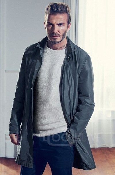 David Beckham H&M 2016-02-02