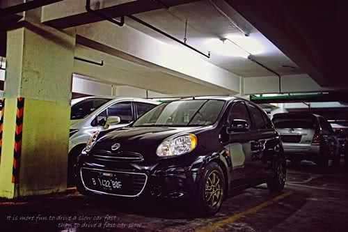 Nissan MARCH Study JDM (CE28)